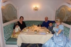 Princess meet and greet Disneyland