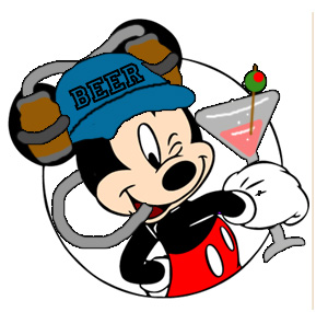 mickey beer