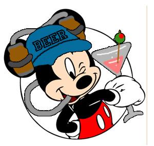 mickey beer