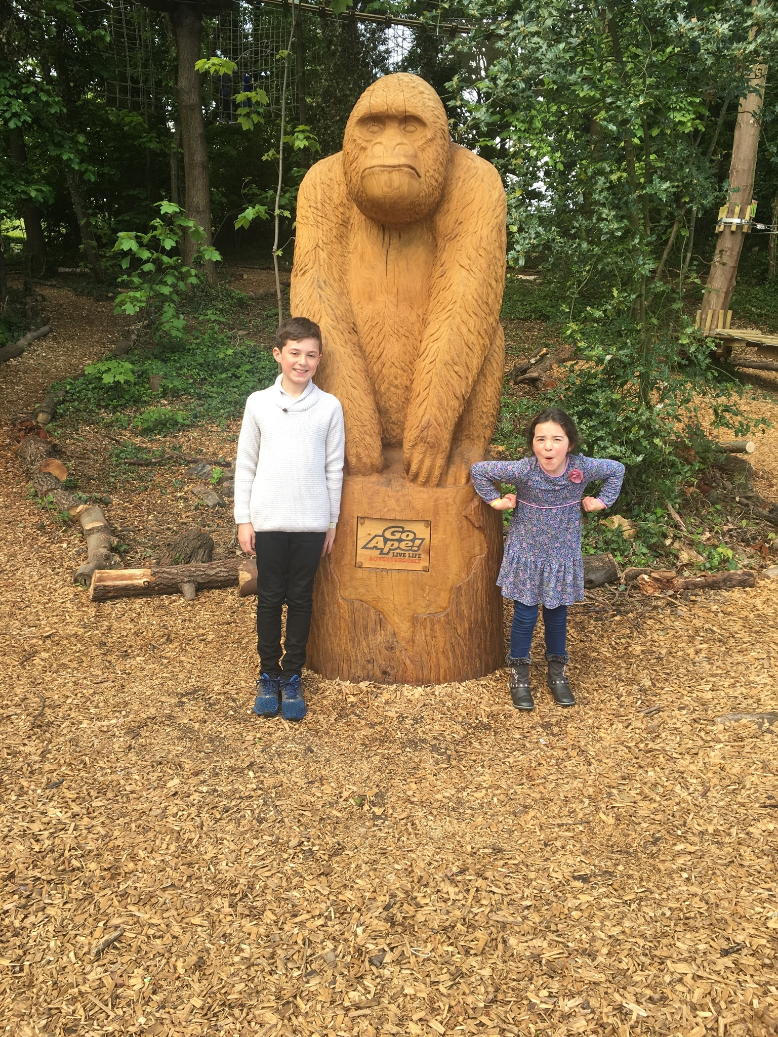 Go Ape London
