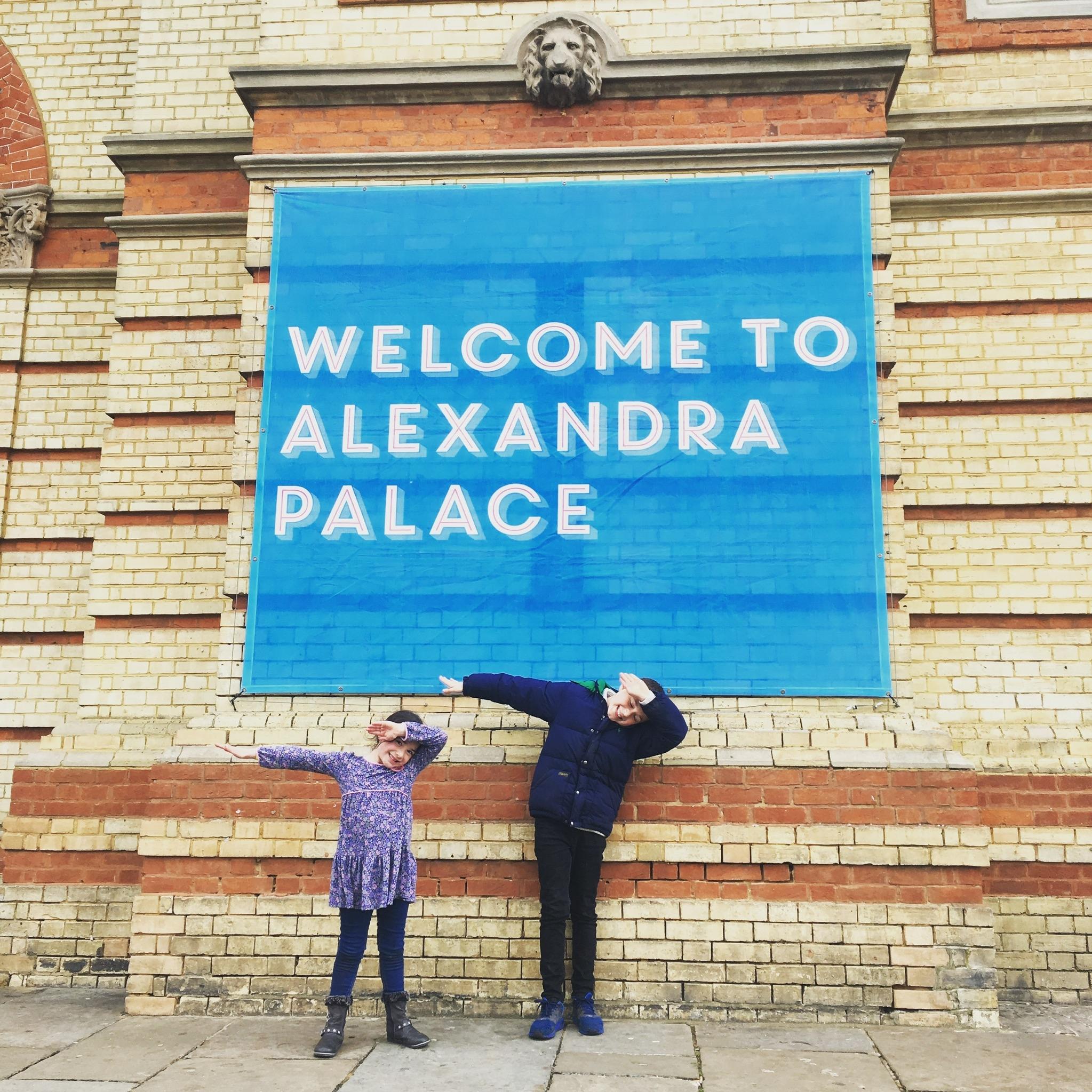 Alexandra Palace Go Ape