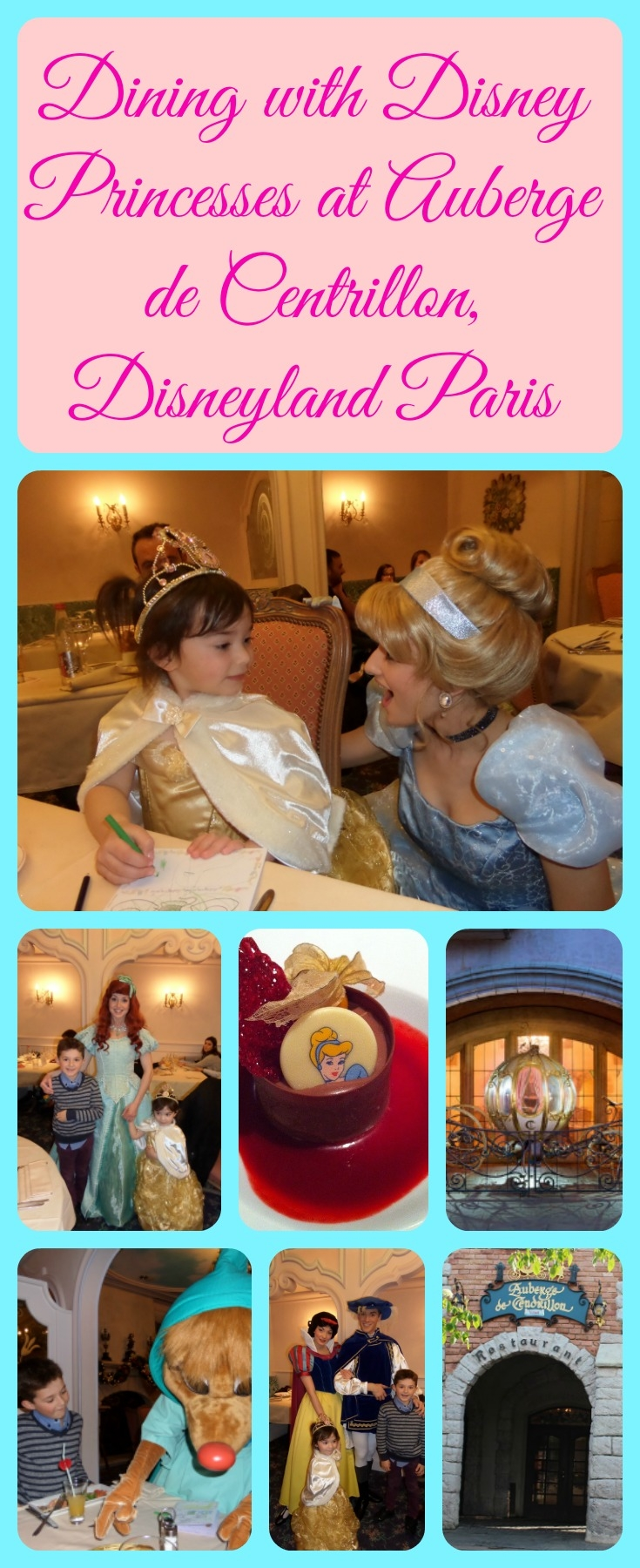 dining with princesses pin