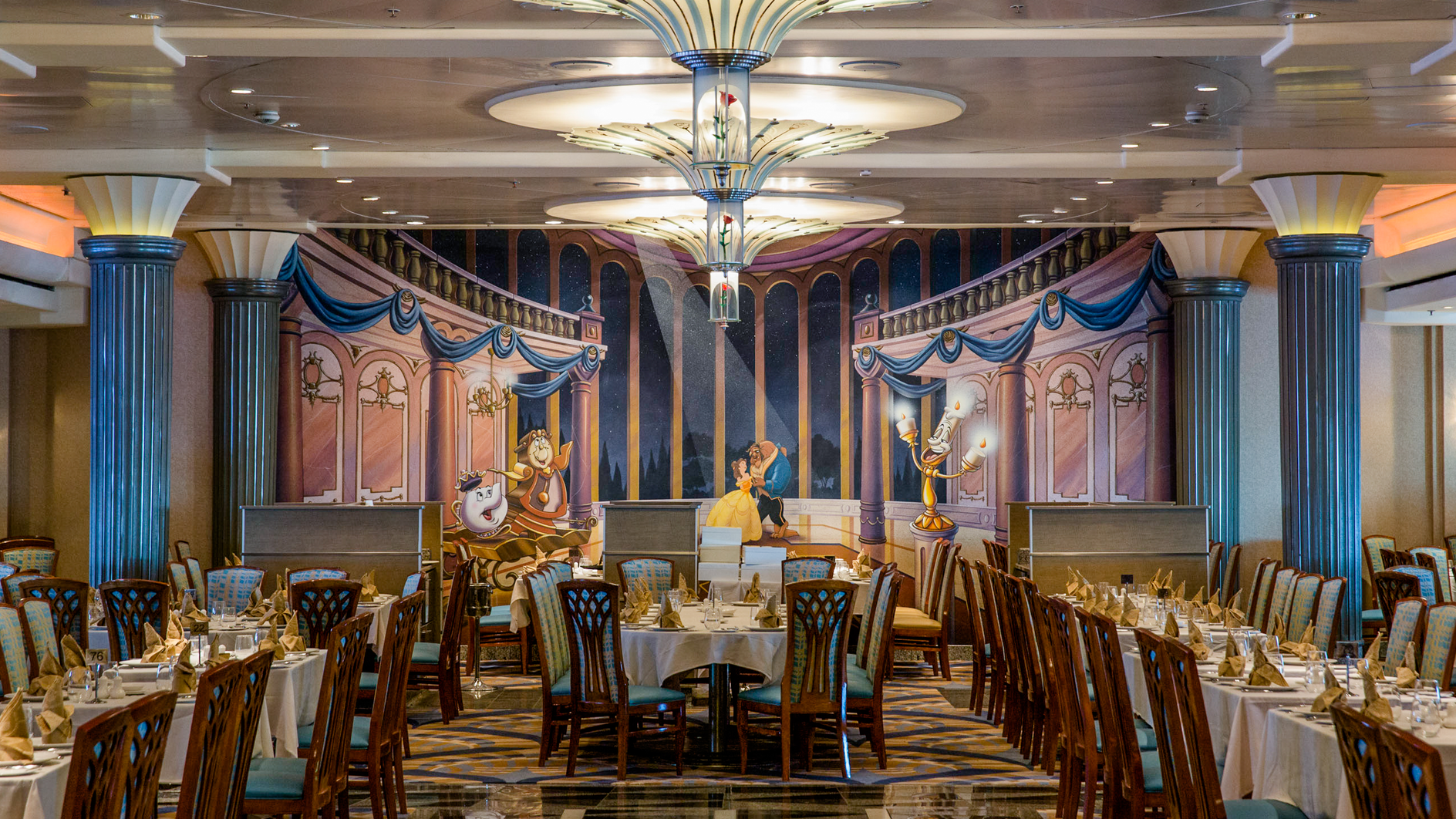 Restaurant And Cruise Dining Options On The Disney Magic